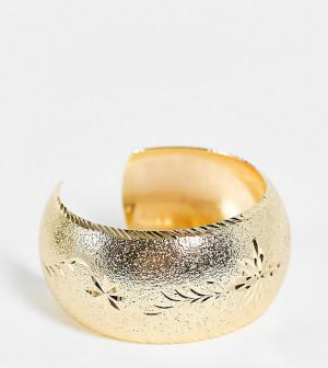 Позолоченный браслет Image Gang XL-Золотистый